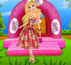 Barbie Lunapark Macerası